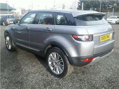2012 Land Rover Range Rover Prestige Lux SD4 4WD 2179 Diesel Automatic 6 Speed 5 Door Estate