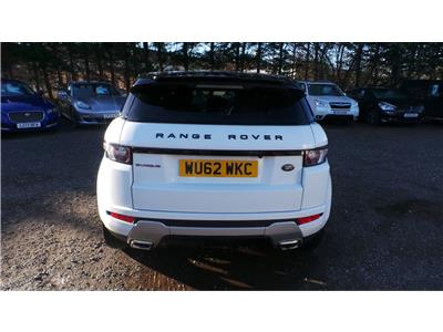 2012 Land Rover Range Rover Dynamic Lux SI4 4WD 1999 Petrol Automatic 6 Speed 5 Door Estate