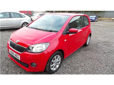 2015 Skoda Citigo SE L MPI 75 GreenTech 999 Petrol Manual 5 Speed 3 Door Hatchback