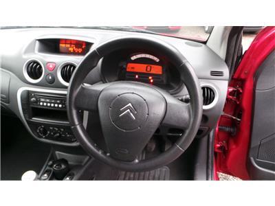 2007 Citroen C2 SX 1398 Diesel Manual 5 Speed 3 Door Hatchback