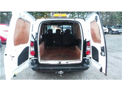 2015 Citroen Berlingo L1 625 Enterprise HDi 75 SWB 1560 Diesel Manual 5 Speed Van L/Side