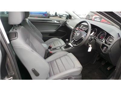 2017 Volkswagen Golf GT TSI EVO 1495 Petrol Manual 6 Speed 3 Door Hatchback