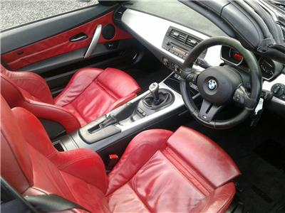 2007 BMW Z4 Sport 1995 Petrol Manual 6 Speed 2 Door Cabriolet
