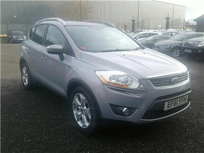 2012 Ford Kuga Titanium X TDCi 4WD 1997 Diesel Manual 6 Speed 5 Door Estate