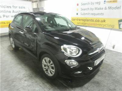 2015 FIAT 500X Pop Star MultiJet 120
