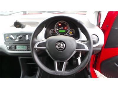 2015 Skoda Citigo SE L MPI 75 GreenTech 999 Petrol Manual 5 Speed 3 Door Hatchback