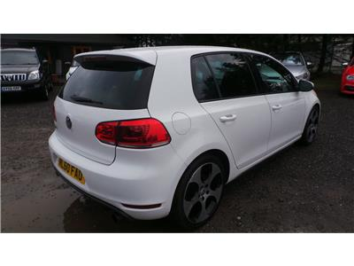 2010 Volkswagen Golf GTi 1984 Petrol Manual 6 Speed 5 Door Hatchback