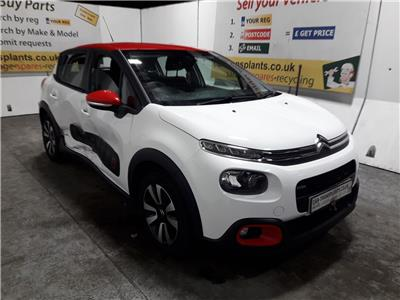 2017 CITROEN C3 Feel PureTech 68