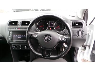 2014 Volkswagen Polo SE BlueMotion Technology 999 Petrol Manual 5 Speed 5 Door Hatchback