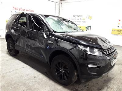 2017 LAND ROVER DISCOVERY SE Tech TD4 180 4WD