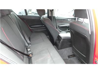 2012 BMW 1 Series 116i Sport 1598 Petrol Manual 6 Speed 5 Door Hatchback
