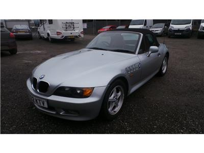 1998 BMW Z3 1895 Petrol Manual 5 Speed 2 Door Cabriolet