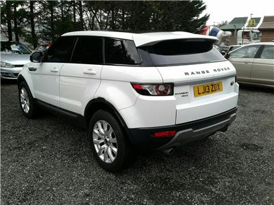 2013 Land Rover Range Rover Pure Tech SD4 4WD 2179 Diesel Automatic 6 Speed 5 Door Estate