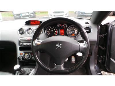 2010 Peugeot RCZ GT 1997 Diesel Manual 6 Speed 2 Door Coupe