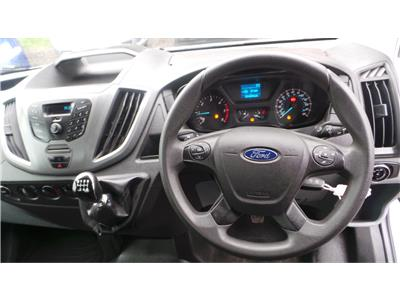 2017 Ford Transit 350 L2 C/C DRW TIPPER 1996 Diesel Manual 6 Speed Tipper