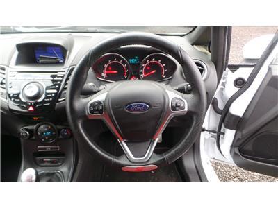 2017 Ford Fiesta ST 3 1596 Petrol Manual 6 Speed 3 Door Hatchback