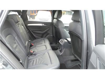 2013 Audi Q5 S Line Plus Quattro TDi 4WD 2967 Diesel Automatic 7 Speed 5 Door Estate