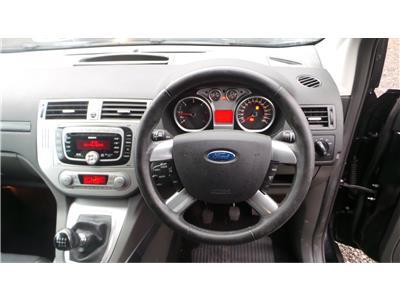 2009 Ford Kuga Titanium TDCi 1997 Diesel Manual 6 Speed 5 Door Estate