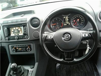 2016 Volkswagen Amarok Highline BiTDI SWB 4WD 1968 Diesel Manual 6 Speed Pick-Up