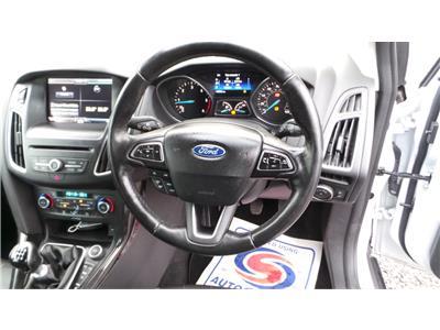 2015 Ford Focus Titanium X TDCi 150 1997 Diesel Manual 6 Speed 5 Door Estate