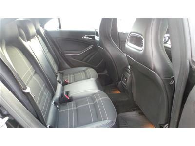 2013 Mercedes-Benz CLA 180 Sport 1595 Petrol Manual 6 Speed 4 Door Saloon