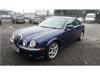2003 Jaguar S TYPE SE 4196 Petrol Automatic 6 Speed 4 Door Saloon