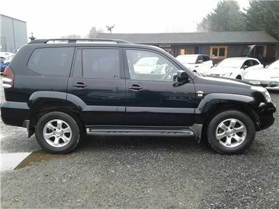 2006 Toyota Landcruiser Invincible 2982 Diesel Automatic 5 Speed 5 Door Estate