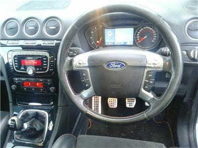 2011 Ford S-Max Titanium X Sport TDCi 1997 Diesel Manual 6 Speed M.P.V.