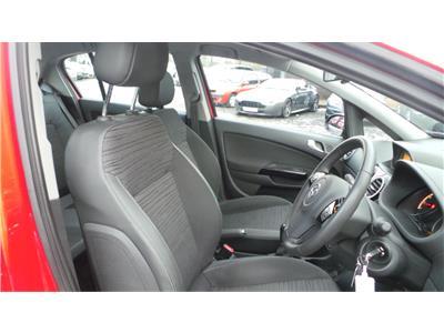 2014 Vauxhall Corsa EXCITE AC 1229 Petrol Manual 5 Speed 5 Door Hatchback