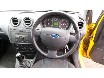 2007 Ford Fiesta 1399 Diesel Manual 5 Speed L.C.V.