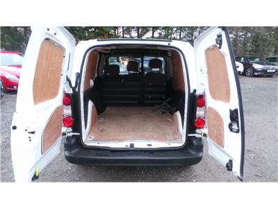 2015 Peugeot Partner PROFESSIONAL L1 75 HDi 1560 Diesel Manual 5 Speed Van
