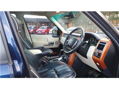 2004 Land Rover Range Rover Vogue SWB TD6 2926 Diesel Automatic 5 Speed 5 Door 4x4