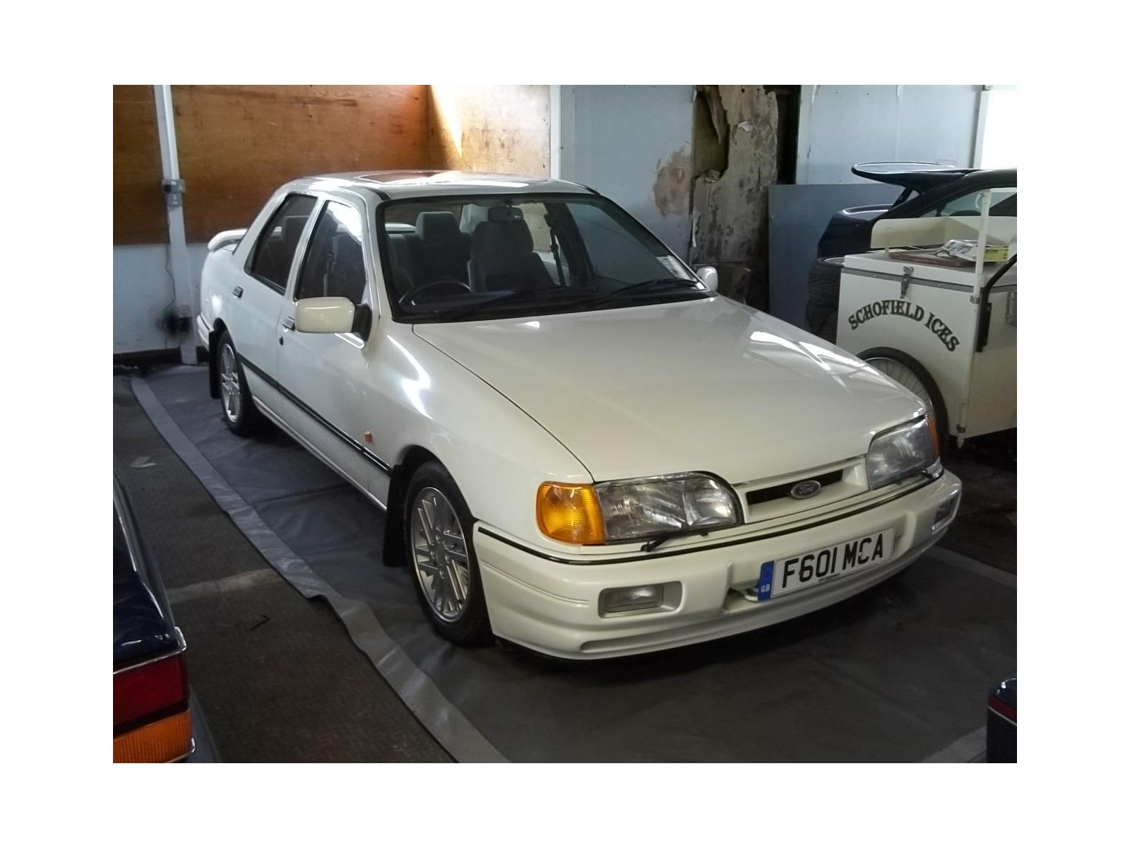 1989 Ford Sierra 1988 to 1990 4 Door Saloon