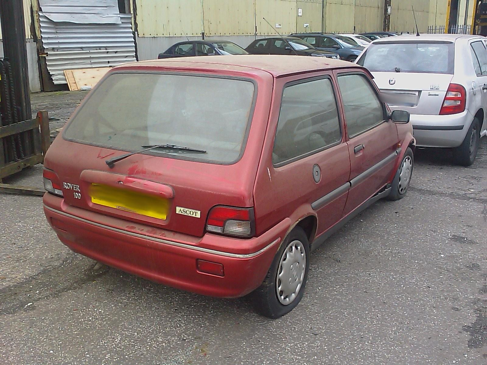 ROVER 3 DOOR HATCHBACK