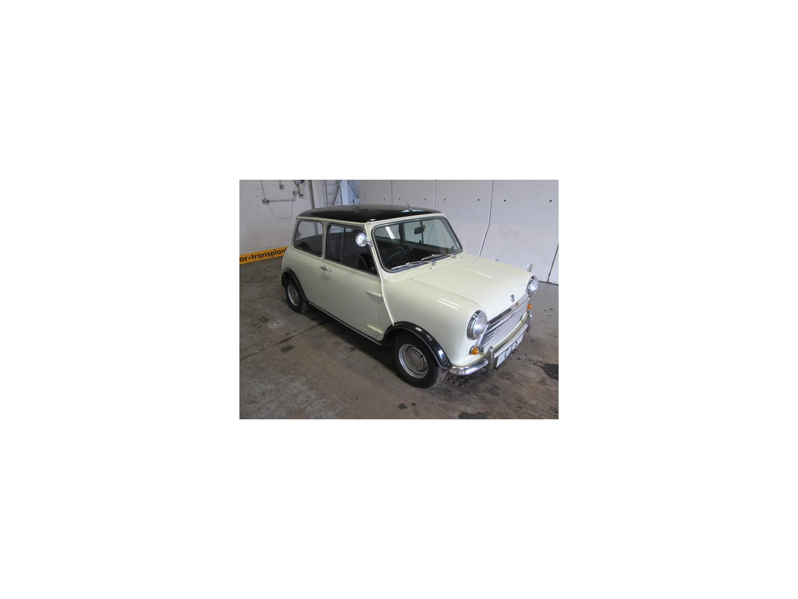 1969 MORRIS MINI COOPER 2 DOOR SALOON