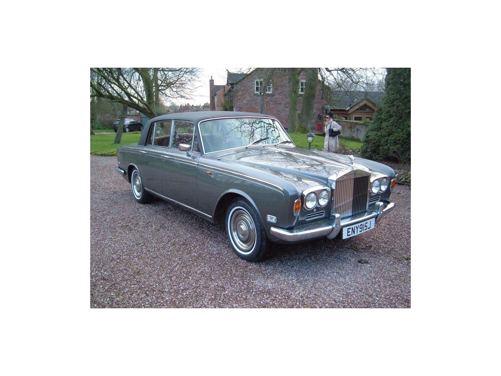 1970 ROLLS ROYCE SILVER SHADOW I 4 DOOR SALOON