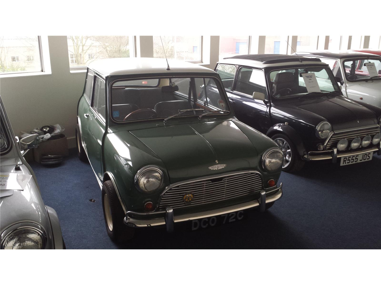1965 AUSTIN MINI COOPER 2 DOOR SALOON