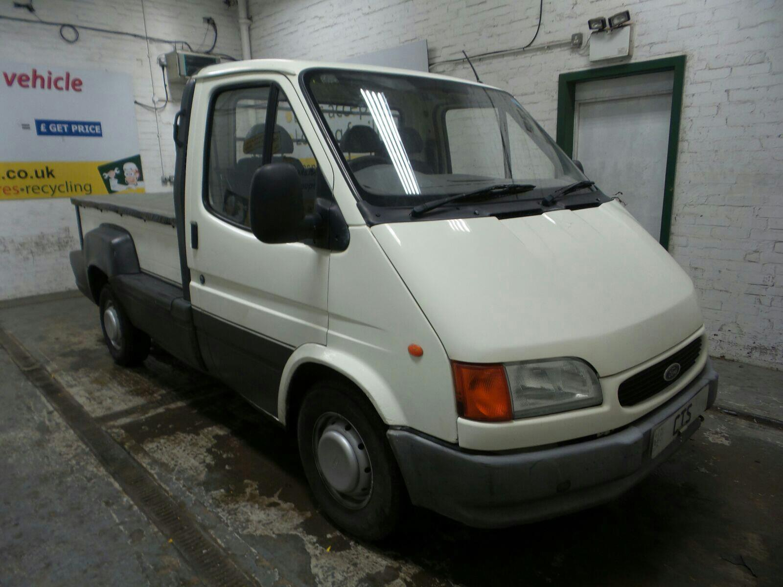 1999 Ford Transit 1995 To 2000 L.C.V.