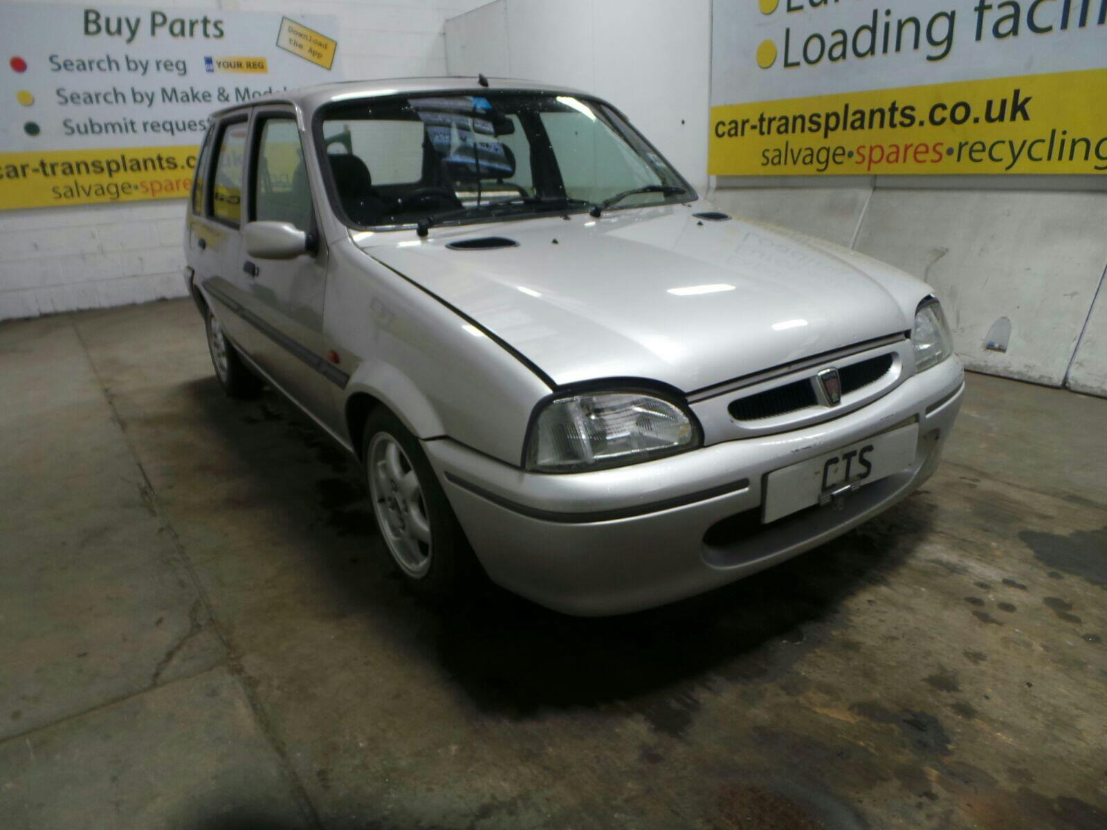 1996 Rover 100 1994 To 1999 5 Door Hatchback