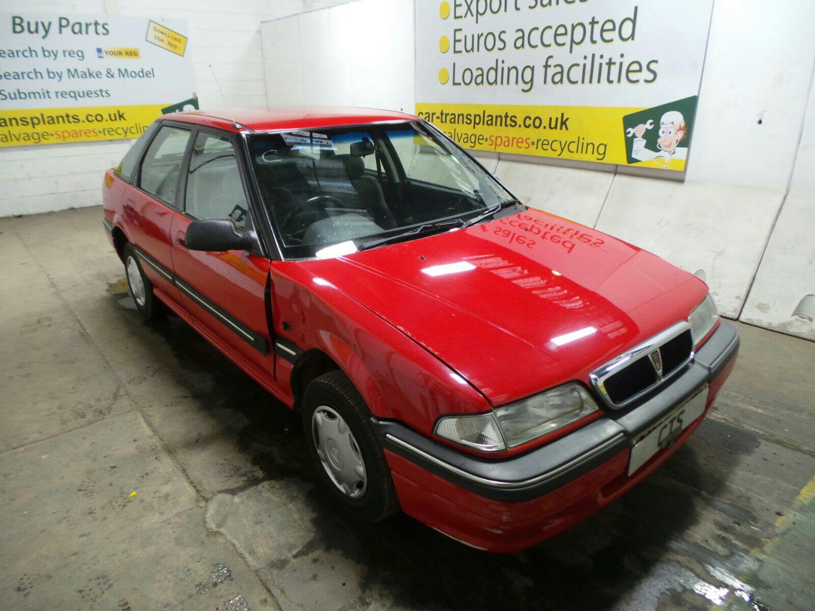 1995 Rover 200 1989 To 1995 5 Door Hatchback
