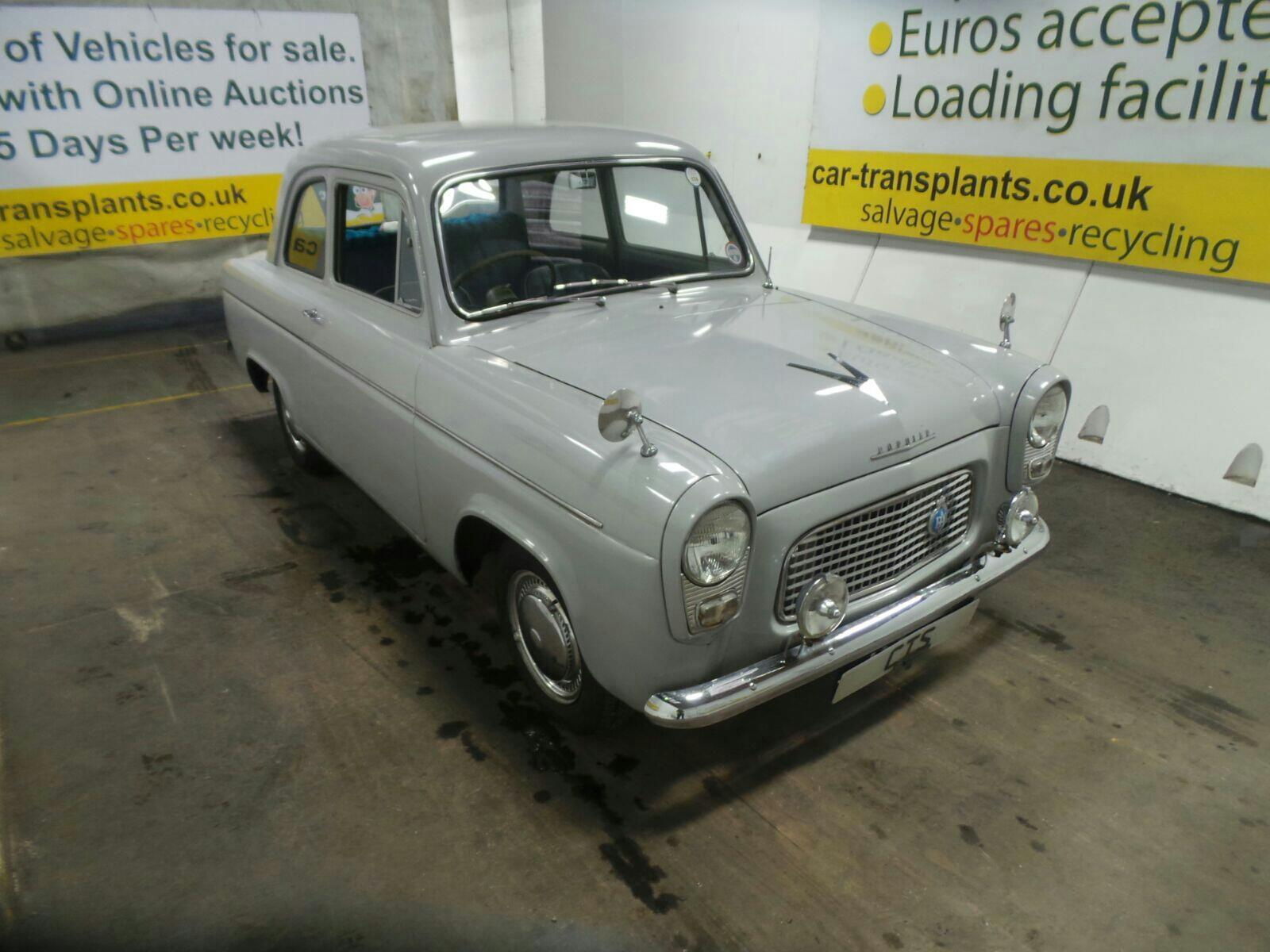 1960 FORD POPULAR MK1 (103E) 2 DOOR SALOON