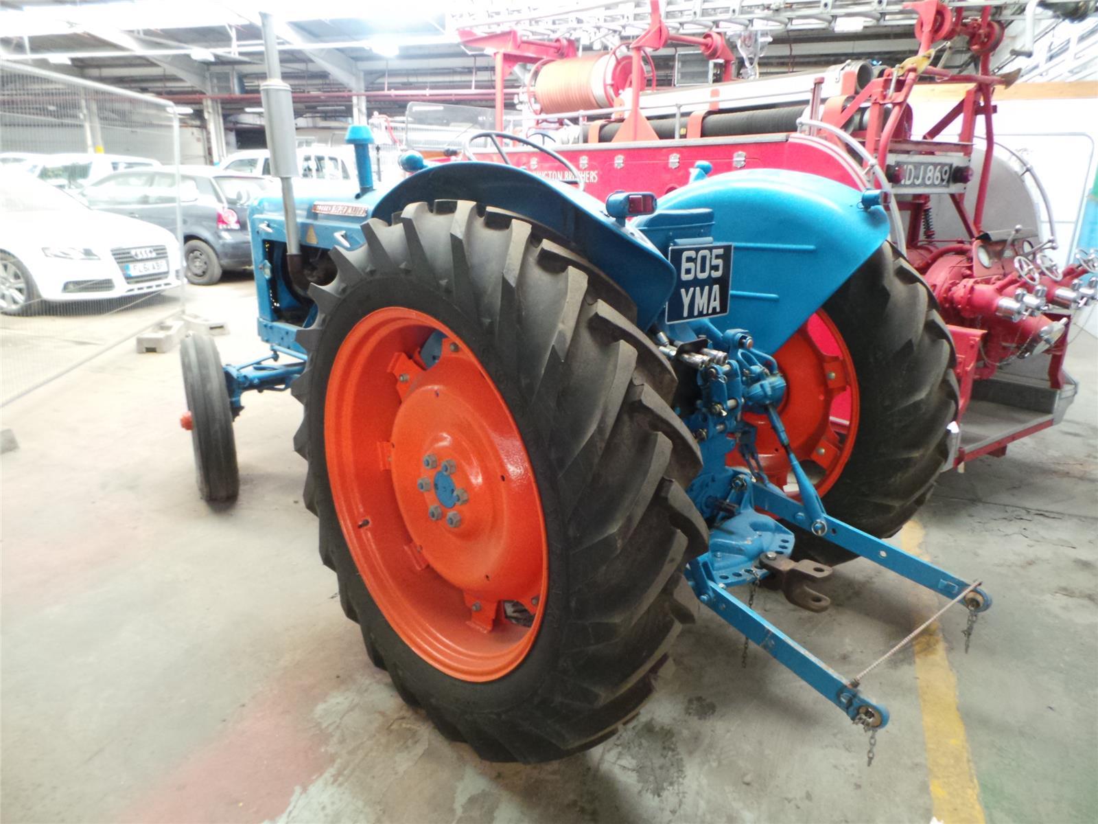 FORD / FORDSON AGRI/SPV