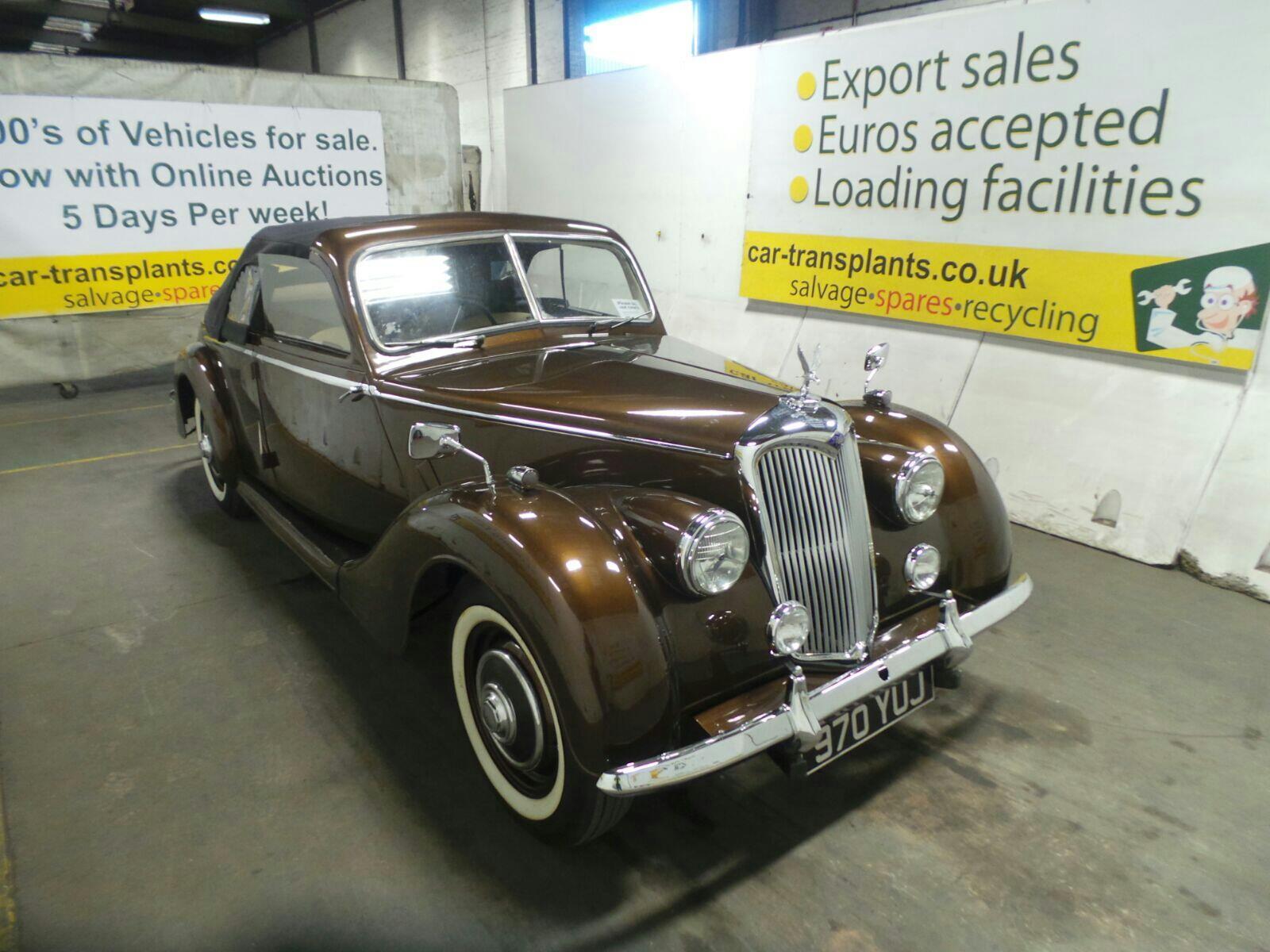 1952 Classic UK