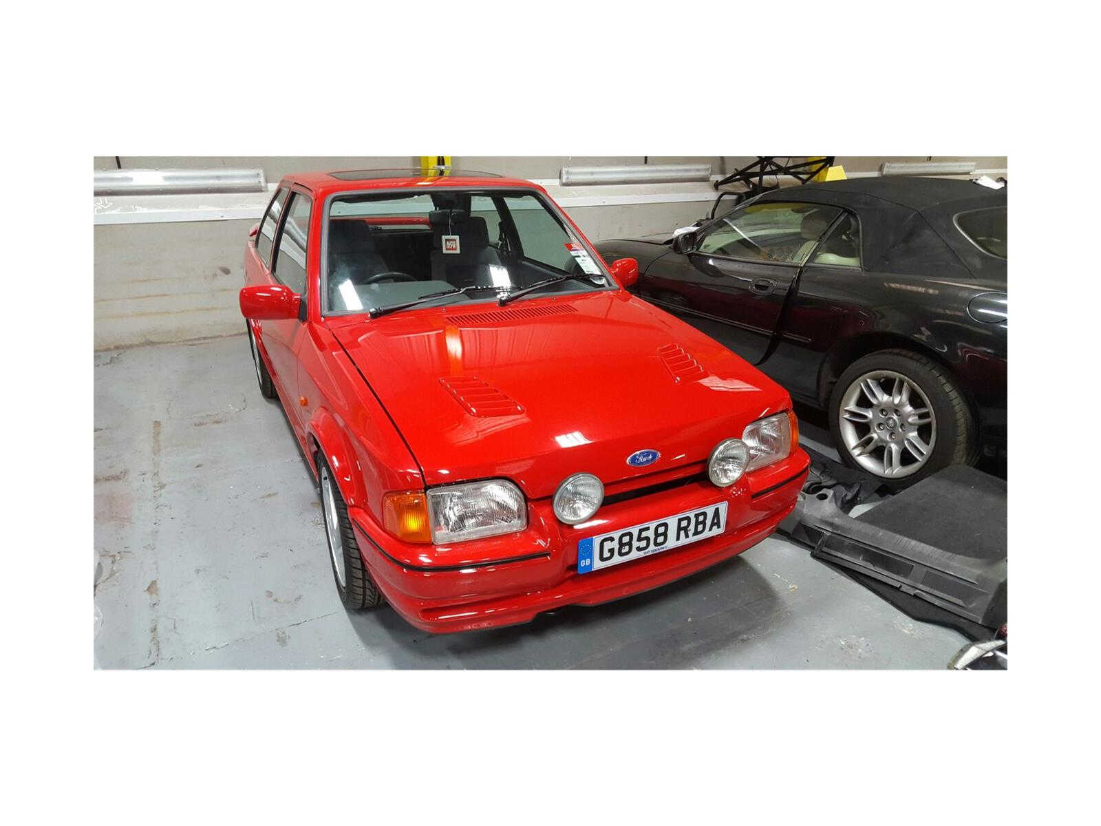 Ford Escort 1986 To 1990 3 Door Hatchback