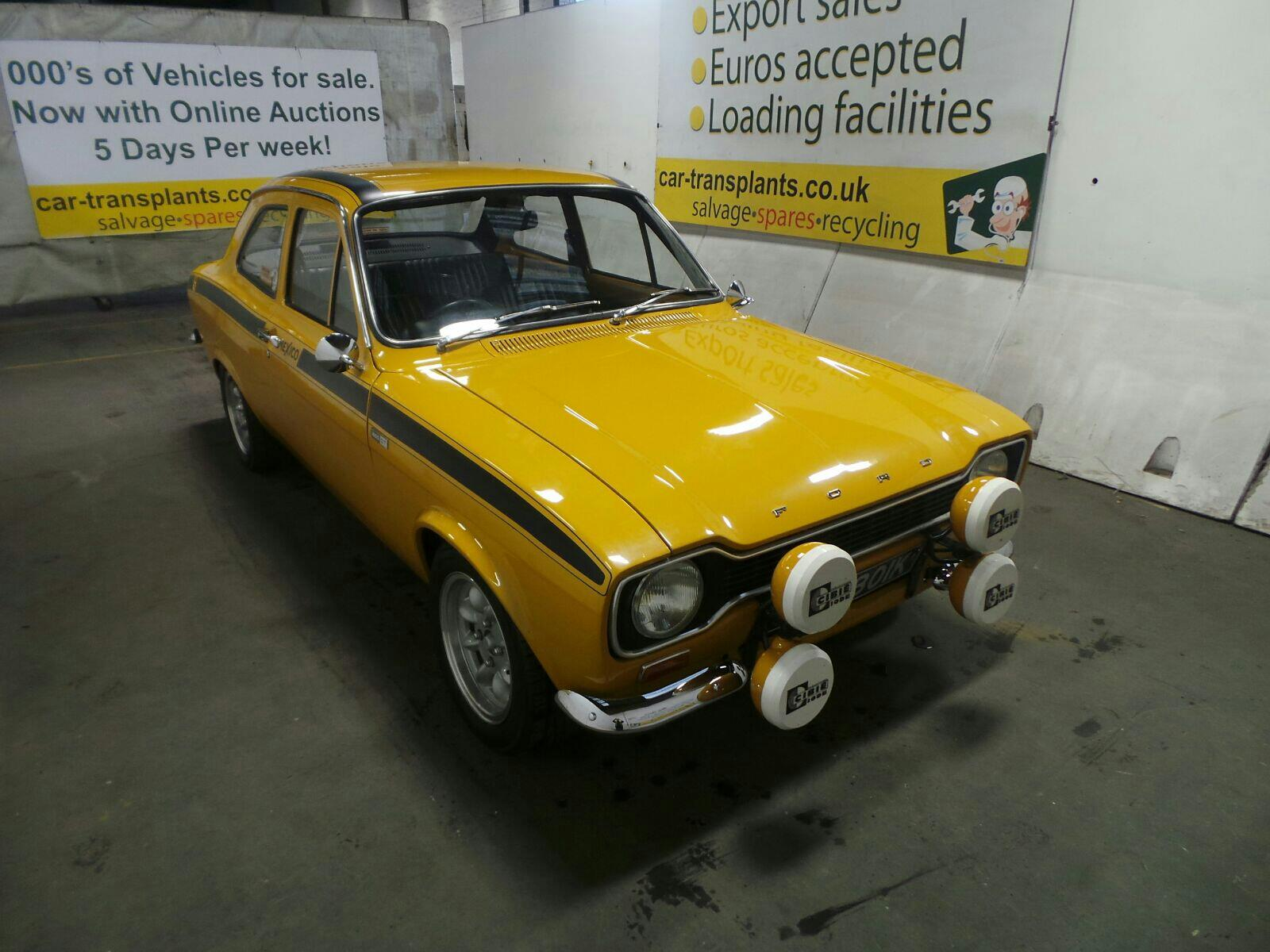 1971 Ford Escort 2 Door Saloon