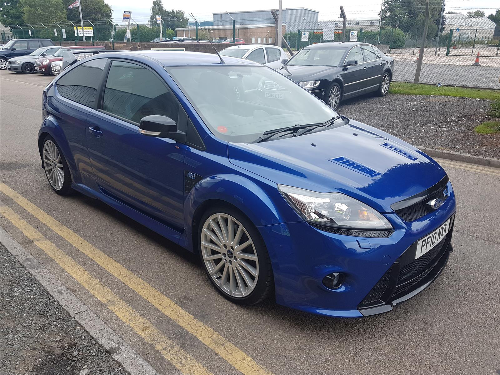 2010 FORD FOCUS MK2 FL (C307) 2004 TO 2011 3 DOOR HATCHBACK