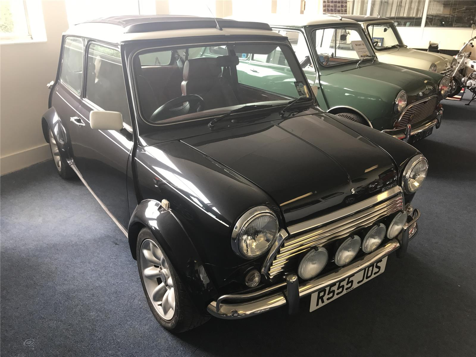 1998 ROVER MINI COOPER I 1991 On 2 DOOR SALOON