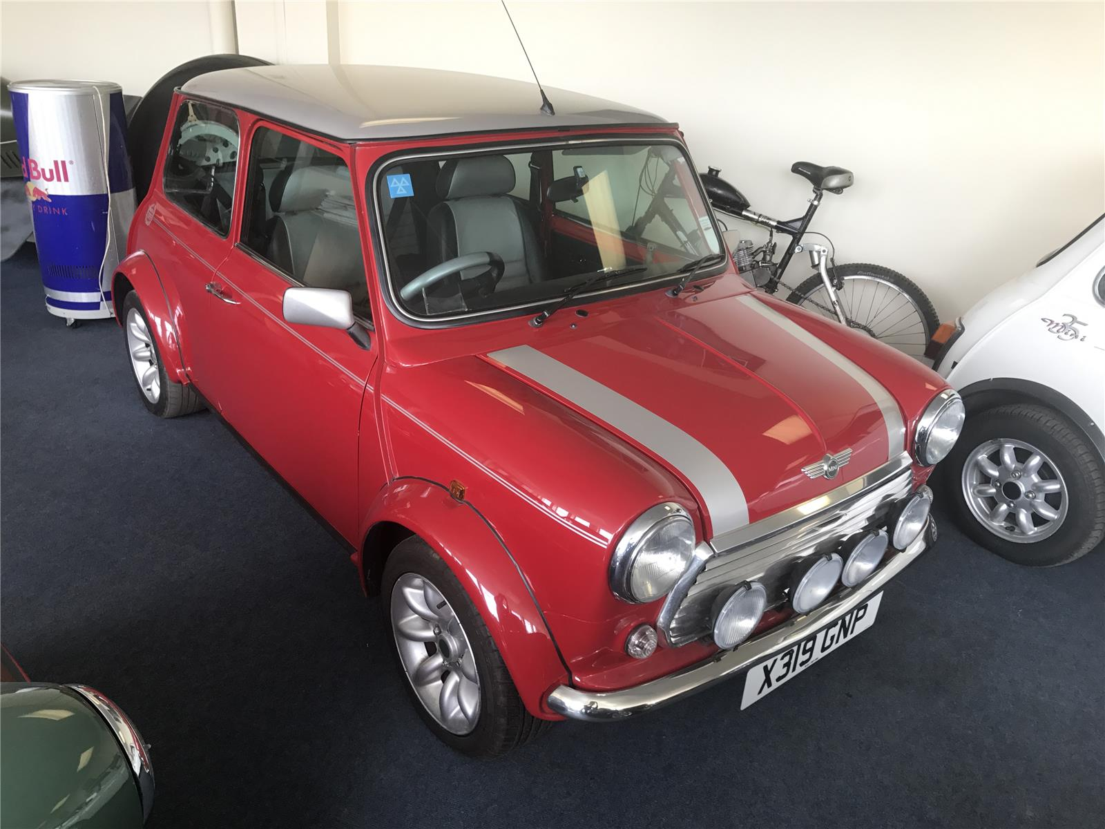 2000 ROVER MINI COOPER SPORT 2000 On 2 DOOR SALOON