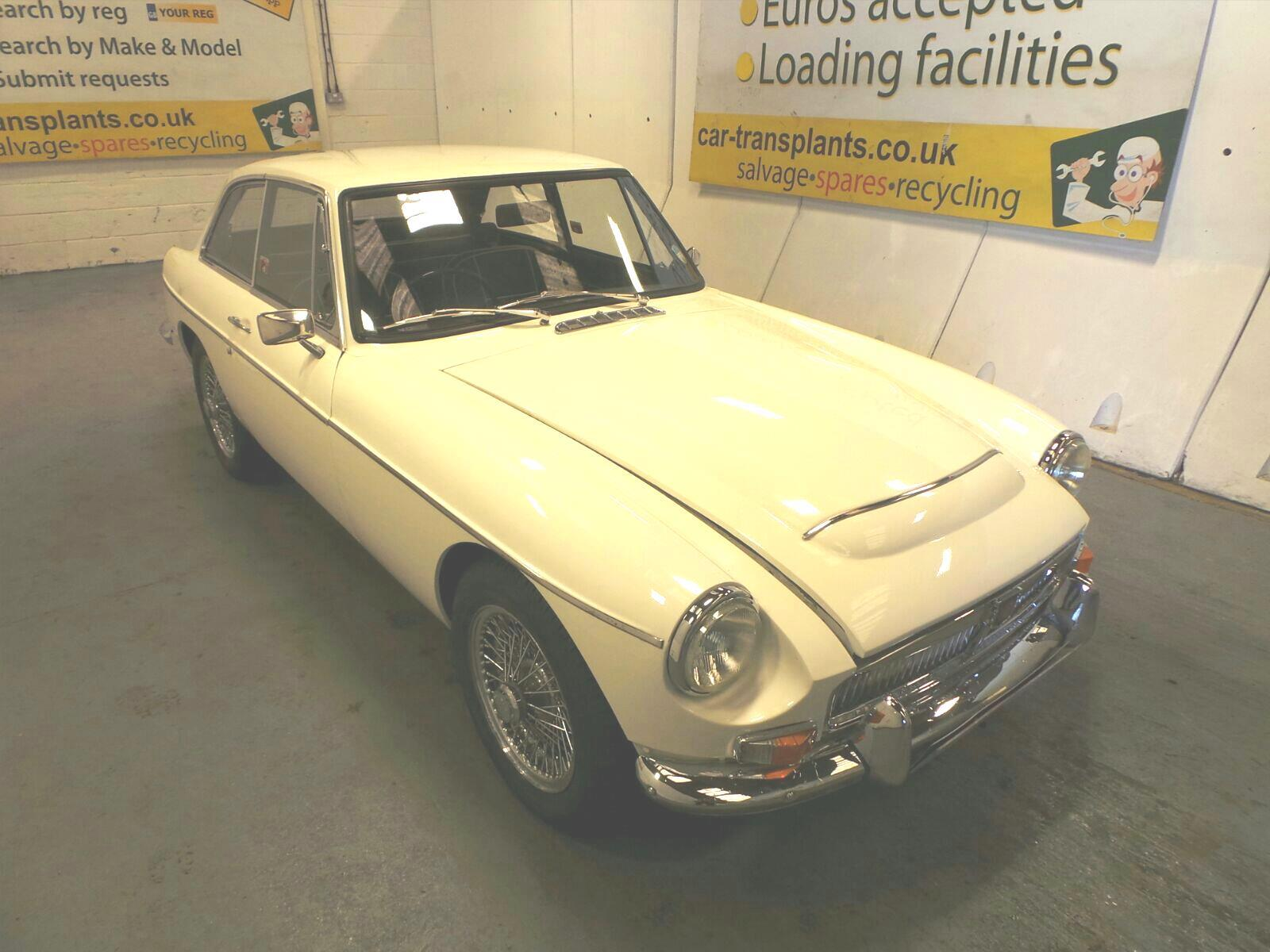 1968 MG 2 Door Coupe