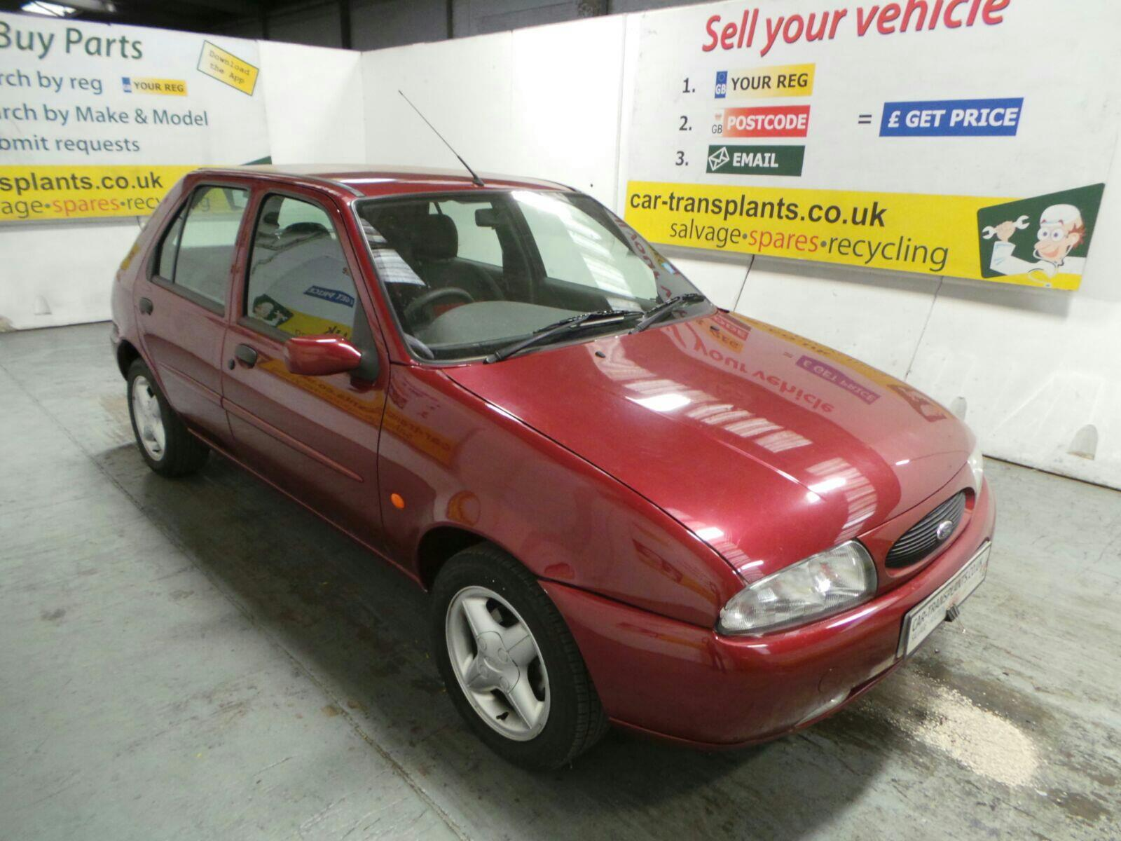 1999 Ford Fiesta 5 Door Hatchback